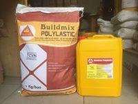 Buildmix Polylastic – Chống thấm polyme 2 thành phần đàn hồi cao, có gia cường cốt sợi