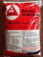 Buildmix Tile Joint – Keo trám mạch gạch, đá có màu