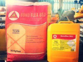 Bond Flex B52-Màng chống thấm polyme đàn hồi, gia cường cốt sợi