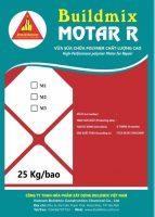 Buildmix Motar R – Vữa sửa chữa polyme chất lượng cao